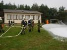 2005-10-30 Übung mit Schaum